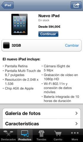 Apple Store iOS Siri