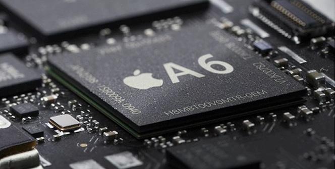 Chip A6 Apple-Samsung