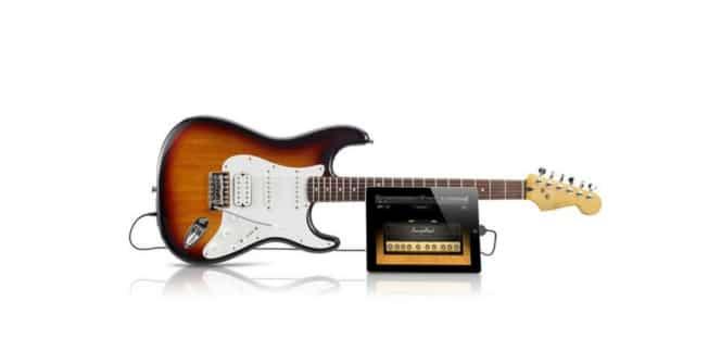 Fender Squier Stratocaster para iOS