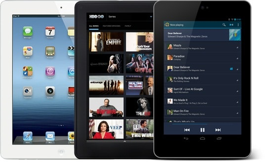 iPad tablets Android