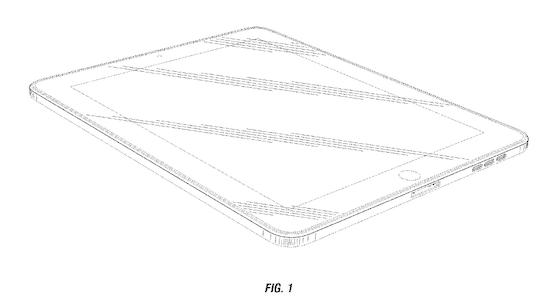 Apple patente iPad