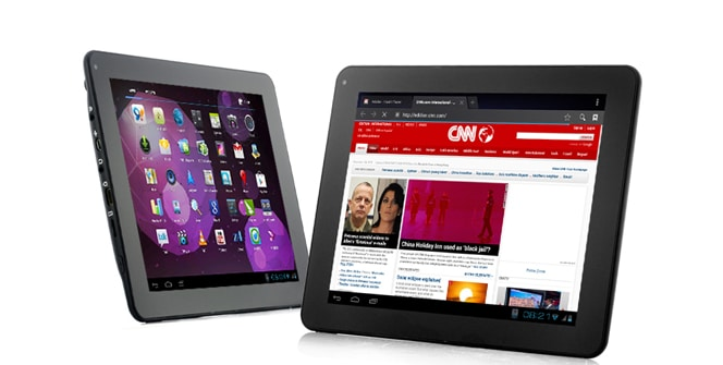 Chinavision Quadlet Android tablet