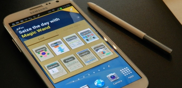 Galaxy Note 2 Accesorios