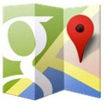 Google-Maps iPad