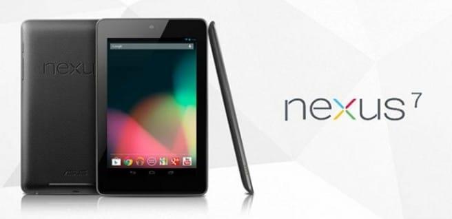 Nexus 7 2012 Android 4.3