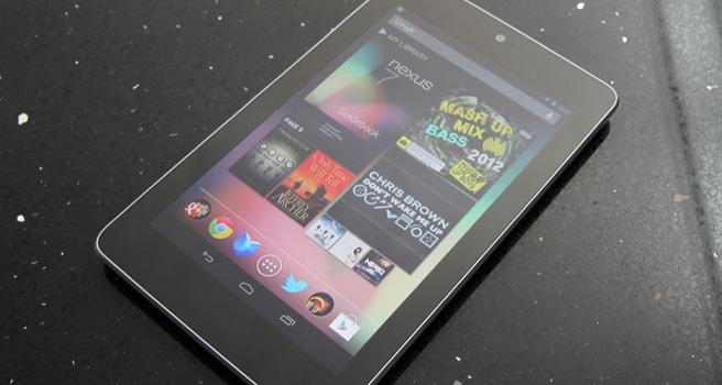 Nexus 7 compras