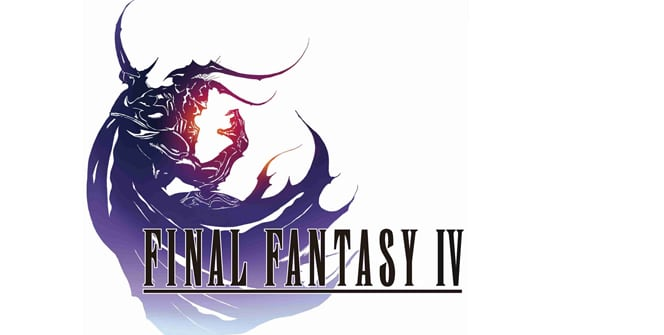 Final Fantasy IV iOS