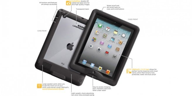 LifeProof Nuud iPad