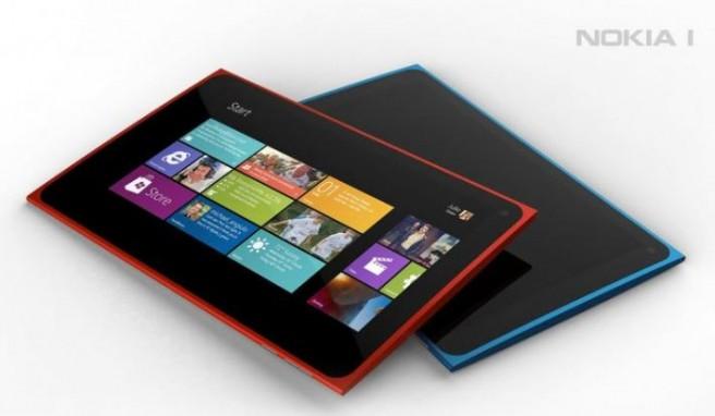 Nokia tablet Windows RT