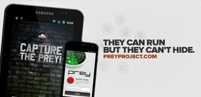 Prey para tablets