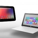 Surface vs Nexus 10