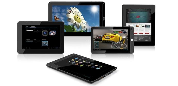 tablets tráfico