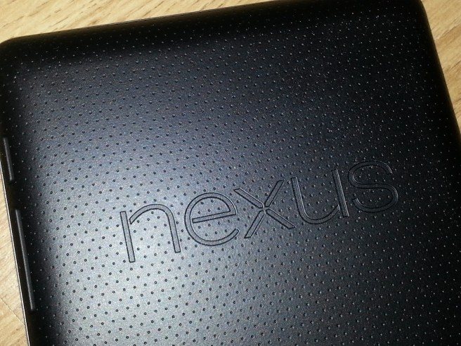Nexus trasera