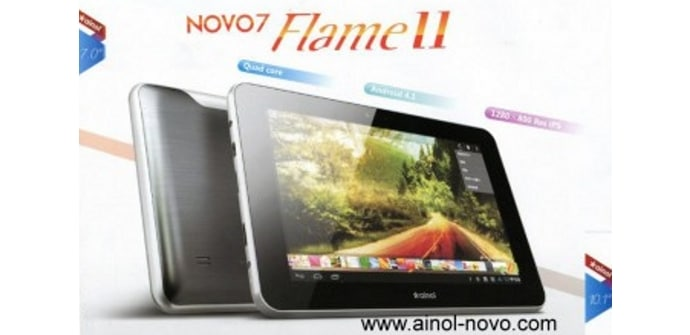 Ainol Novo 7 Flame II