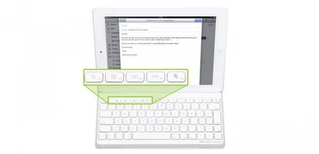 Archos Ultrathin Bluetooth Keyboard for iPad