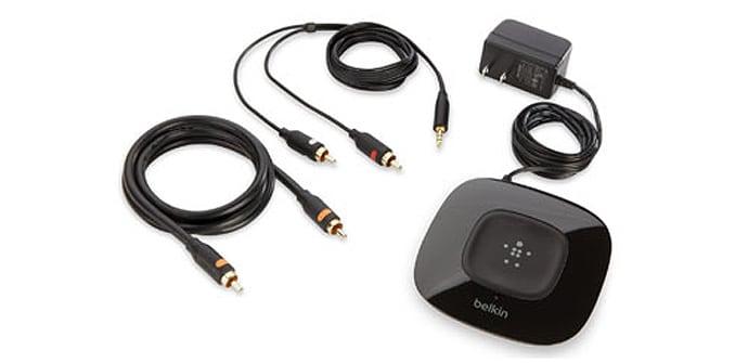 Belkin Bluetooth NFC receptor