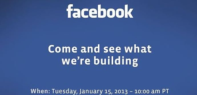 Facebook Come and see