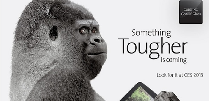 Gorilla Glass 3 vídeo