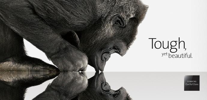 Gorilla Glass protección