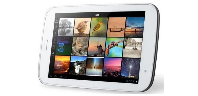 Hyundai T7 tablet
