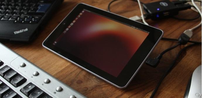 Nexus 7 con Ubuntu