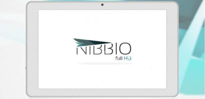 Nibbio Full HD tablet