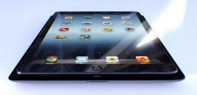 iPad 5 mockup