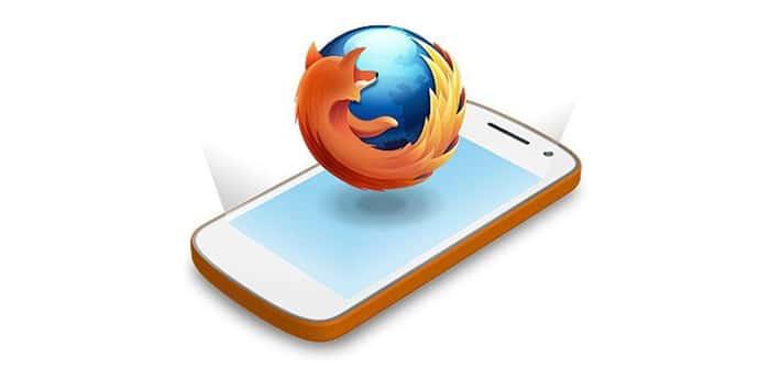 Firefox OS móvil