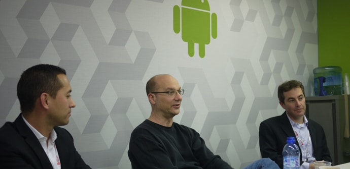 Google Stores - Andy Rubin