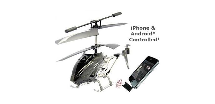 Lightspeed Helicopter