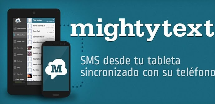 Mighty Text SMS
