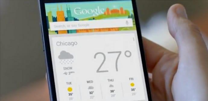 Nexus4 Google Now