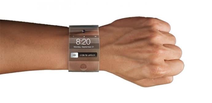 Reloj iOS