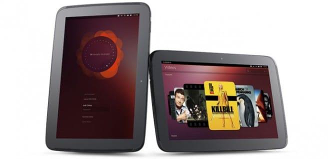 Ubuntu OS Tablet