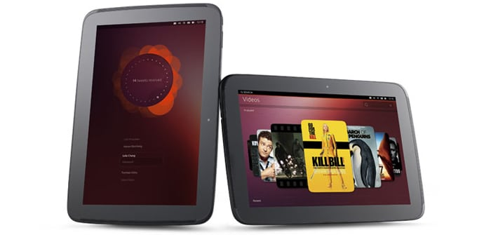 Ubuntu Touch Tablet