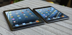iPad 5 vs iPad mini