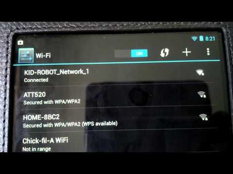 Video thumbnail for youtube video Nexus 7 y 10 están dando problemas de conexión por WiFi tras Android 4.2