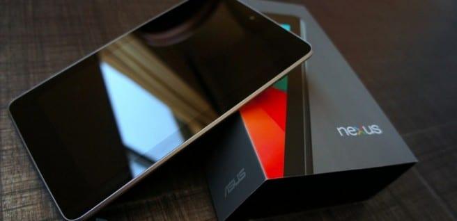 Nexus 7 trucos