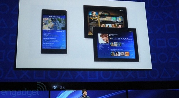 PlayStation 4 Android iOS