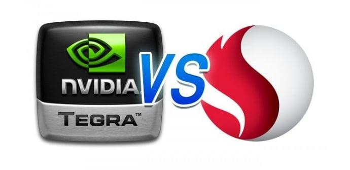 Tegra 4 vs Snapdragon