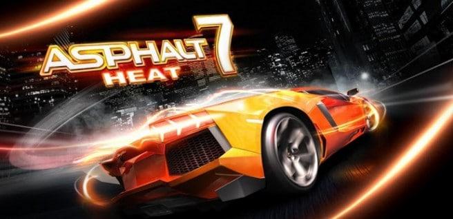Asphalt 7: Heat