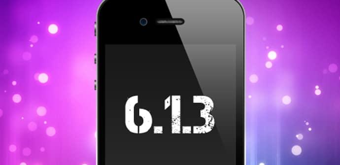 Jailbreak iOS 613