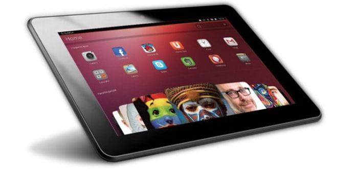 Tableta Ubuntu Intermatrix