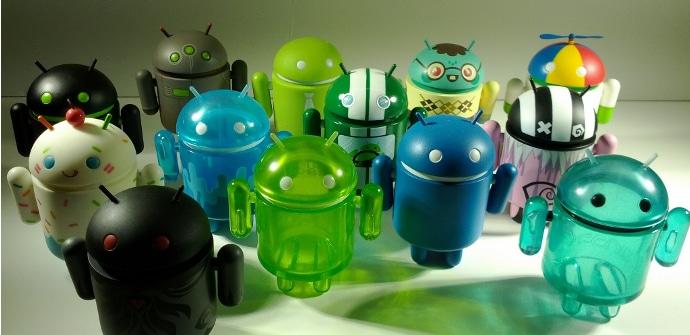 Versiones Android