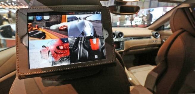 Ferrari iPad mini