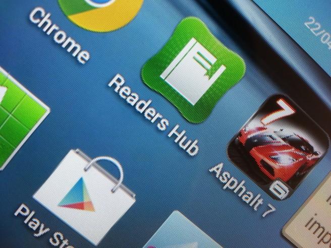 Galaxy Tab 2 7.0 pantalla