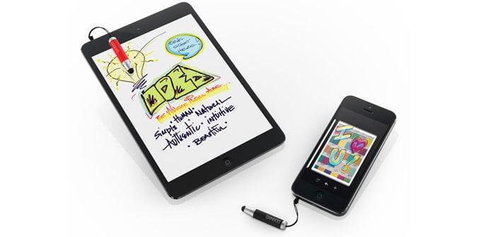 Bamboo Stylus mini iPad