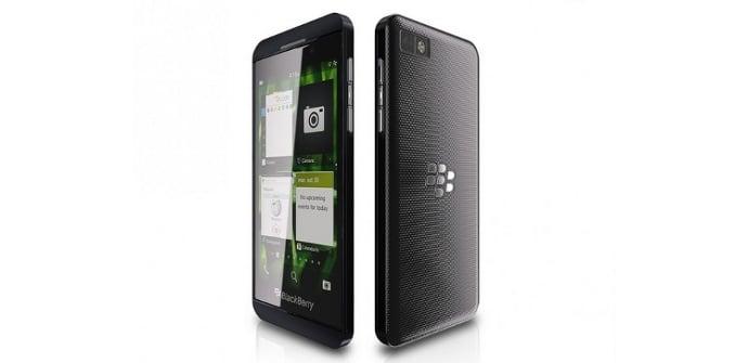 BlackBerry 10 demo web