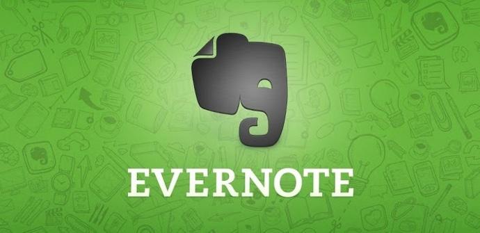 Evernote hardware