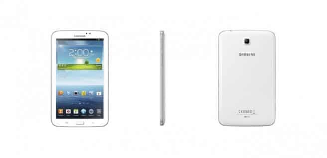 Galaxy Tab 3 7.0 blanco
